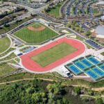 Folsom Lake College Athletics Complex | Los Rios Community College District | Folsom, California