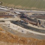 Highway 43 Irrigation Canal Structure   Confidential Client   Kings County, California
