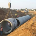 96 Inch Enterprise Canal Pipeline | Fresno Irrigation District | Fresno, California