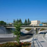 Weldon Avenue Underpass & Pedestrian Crossing | State Center Community College District | Fresno, California